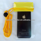 2013 new product for iphone PVC waterproof bag