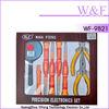 WF-9821,precision plastic tools (screwdriver) of Telecommunications .CE Certification.
