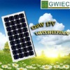 Solar Power Generation Systems Panel 120W