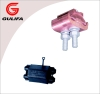 copper parallel groove clamp