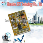 The best seller good stability ASK wireless rf superheterodyne receiver module