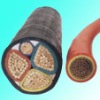 Copper Conductor Construction Used PVC Power Cable