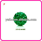 cheap crystal shamballa beads xuping jewelry (Z500121)