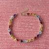 925 Silver Gemstone Bracelets 2012(l040645agc)