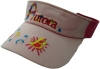 Sun visor cotton cap