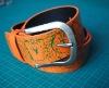 Printing PU Leather Belt/Belts