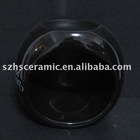 ceramic fragrance lamp black home decorative
