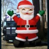 inflatable Father Christmas / Santa Claus cmp5