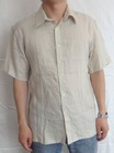 manufacture organic cotton/bamboo fiber shirt CE approved 02