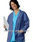 65% Poly / 35% Cotton lab coat