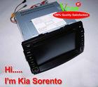 Suprising!!!7 inch special car DVD player for Kia Sorento