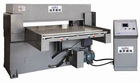 Auto-feeding auto-balance cnc hydraulic plane die cutting machine