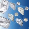 Rectangular Lamp Aircraft Light Sealed Beam Bulb