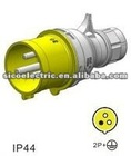 3-wire IP44 Industry Plug