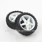 rc buggy tires 2 x 6303-1/10 off-road RC car