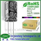 ISO 9001:2000 high voltage capacitor start capacitor 1uf