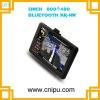 5 inch car gps navigation 128M 4G Bluetooth FM AV-IN Mp3 New Map