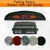 Automatic Car Parking Sensor System