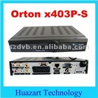 Original Orton X403P-S DVB-S2 digital satellite receiver