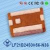 (Manufacture) High Performance, Low Price LF21B2450H56-N36- Bandpass Filter