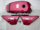 Motorcycle parts(Fuel Tank and Side Cover)/AX100 motor parts