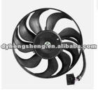 radiator fan module for VW POLO