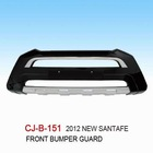 FRONT BUMPER GUARD FOR HYUNDAI NEW SANTAFE SPORT 2012 THE NEWEST MODEL