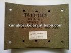 T410 1401 brake lining