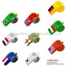 Fans products plastic whistle GT756-32