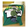 photo printed fleece blanket
