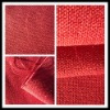 100% Polyester Cation Imitated Linen Fabric