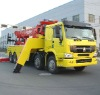 32tD'long&38t Steyr Chassis road wrecker