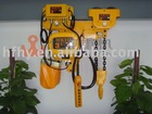 Super low lifting loop electric chain hoist 3t