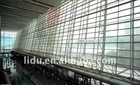 4mm/5mm/6mm/7mm/8mm/to 25mm Curtain Wall Glass