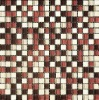Crystal mosaic and glass mosaic, bathroom,swiming pool,washing room,backsplash 300x300