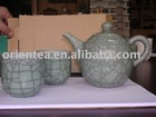 long quan celdan china tea set