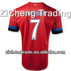Thailand Inter Milan 2012 2013 Away Football Player Uniform With Custom Design