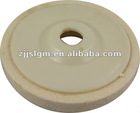 White Wool Buffing Wheel