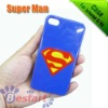 Super Man Design, Hard Case for iphone 4G/4S