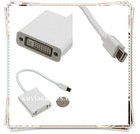 Mini DP to DVI cable 24+5 Female Cable Adapter