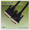 DVI-D 24+1 dual link male to male DVI-D component cable