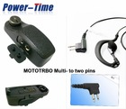 MOTOTRBO Adapter Replacement for two pins MOTOROLA