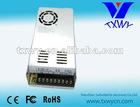HS-360W 12V LED power supply CE&RoHS,Aluminum case