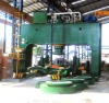 Press and flanging machine for End head