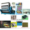 Fully automatic paper egg tray making machine