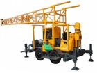 Trailer-mounted core drilling rig
