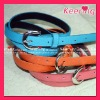 2012 fashion colorful lady PU belt WBT-195