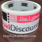 3 colors Printed Packing Tape