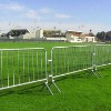 Pipe:25mm Galvanized Crowd Control Barriers(Manufacturer)