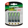 VIPOW Alkaline Battery AA, 4 pcs Card